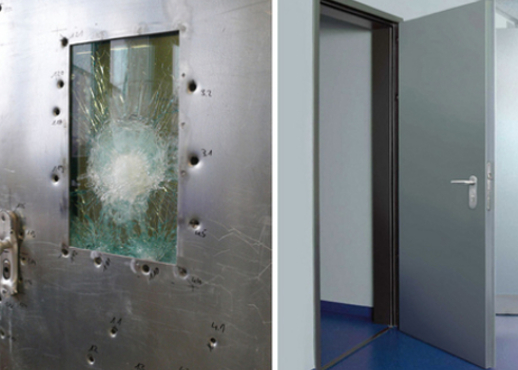 BULLET PROOF DOOR SUPPLIER & INSTALLATION IN KENYA