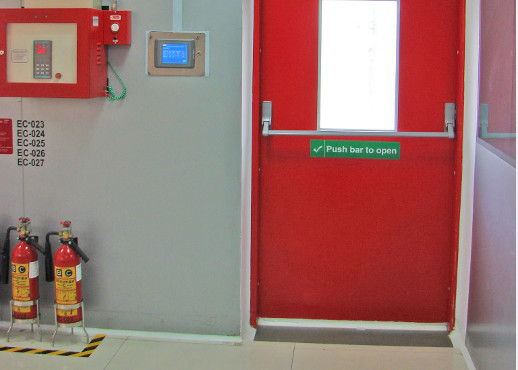 EMERGENCY EXIT FIRE DOORS INSTALLATION COMPANY IN KENYA