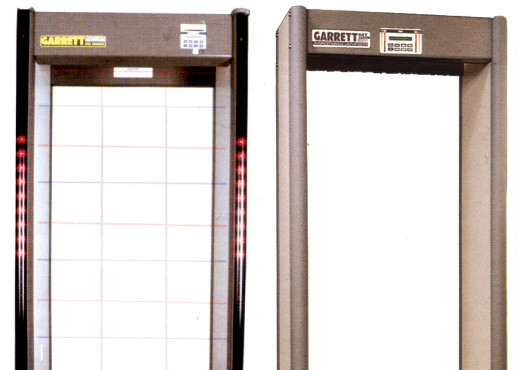WALK-THROUGH METAL DETECTORS IN KENYA